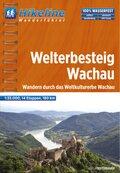 Hikeline Wanderführer Welterbesteig Wachau