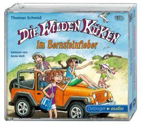 Die Wilden Küken, Im Bernsteinfieber, 3 Audio-CDs