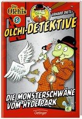 Olchi-Detektive - Die Monsterschwäne vom Hyde Park