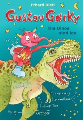 Gustav Gorky - Die Dinos sind los
