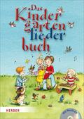 Das Kindergartenliederbuch, m. Audio-CD