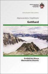 Gipfelziele Gotthard
