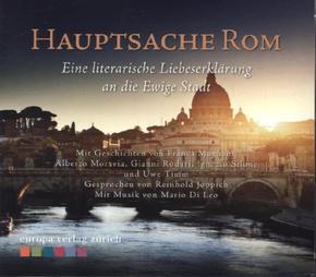 Hauptsache Rom, 1 Audio-CD