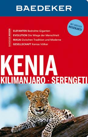 Baedeker Kenia, Kilimanjaro, Serengeti