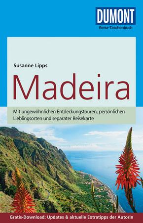 DuMont Reise-Taschenbuch Reiseführer Madeira