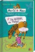 Merle & Max - Die spinnen, die Ponys!