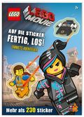 The LEGO® Movie. Auf die Sticker, fertig, los!