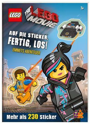 The LEGO® Movie. Auf die Sticker, fertig, los!
