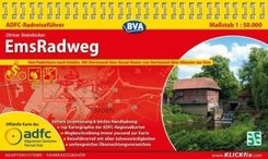 ADFC-Radreiseführer EmsRadweg