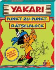 Yakari. Punkt-zu-Punkt Rätselblock