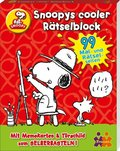 Snoopys cooler Rätselblock