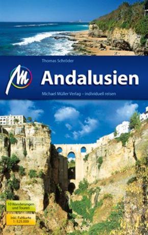 Andalusien, m. 1 Karte