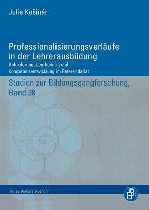Professionalisierung in der Lehrerausbildung