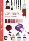 Acrylfarben richtig anwenden