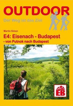 E4: Eisenach - Budapest