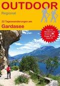 22 Tageswanderungen am Gardasee