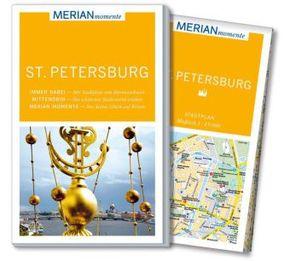 MERIAN momente Reiseführer St. Petersburg