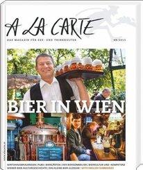 A la carte Bier in Wien
