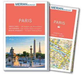 MERIAN momente Reiseführer Paris