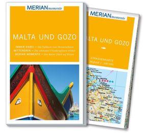 MERIAN momente - Malta und Gozo - Reiseführer