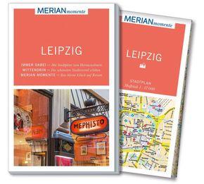 MERIAN momente Reiseführer Leipzig