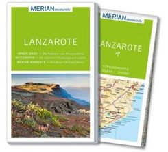 MERIAN momente Reiseführer - Lanzarote