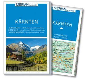MERIAN momente Reiseführer Kärnten