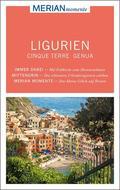 MERIAN momente Reiseführer Ligurien - Cinque Terre, Genua