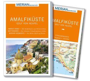 MERIAN momente Reiseführer Amalfiküste, Golf von Neapel