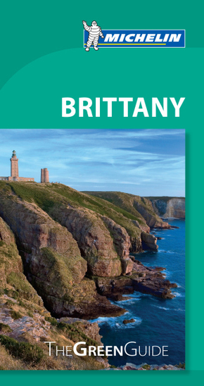Michelin The Green Guide Brittany