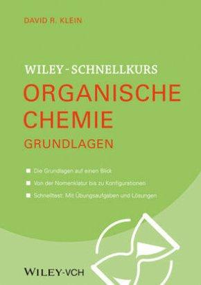 Organische Chemie, Grundlagen