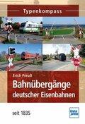 Bahnübergänge deutscher Eisenbahnen seit 1835