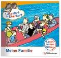 Lesestart mit Eberhart - Lesestufe 1: Meine Familie; H.7