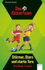 Das Kickerteam - Stürmer, Stars und starke Tore