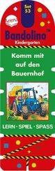 Bandolino (Spiele): Komm mit auf den Bauernhof (Kinderspiel); Set.53