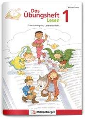 Das Übungsheft Lesen: Klasse 1