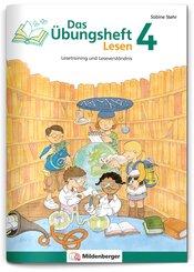 Das Übungsheft Lesen: Klasse 4
