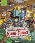 Redaktion Wadenbeißer - Spannende Krimi-Comics zum Lesen und Mitraten
