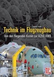 Technik im Flugzeugbau