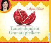 Tausendundein Granatapfelkern, 4 Audio-CDs