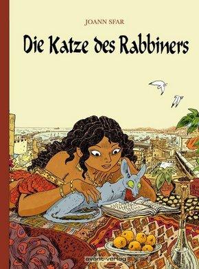 Die Katze des Rabbiners - Sammelbd.1