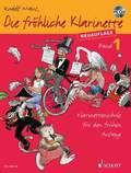 Die fröhliche Klarinette, m. Audio-CD - Bd.1
