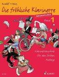 Die fröhliche Klarinette, Lehrbuch - Bd.1