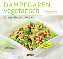Dampfgaren vegetarisch