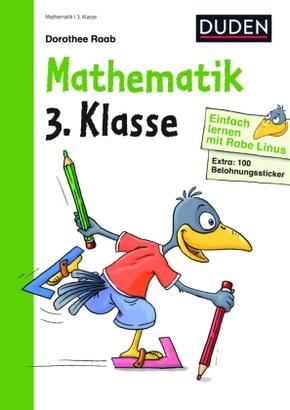 Einfach lernen mit Rabe Linus; Mathematik 3. Klasse