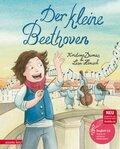 Der kleine Beethoven, m. Audio-CD