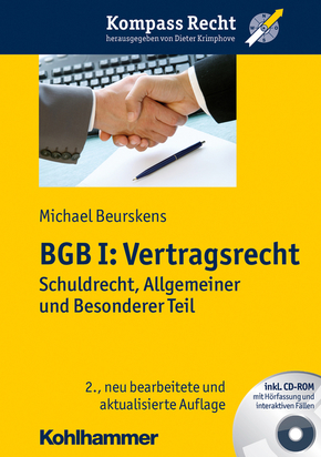 BGB I: Vertragsrecht, m. CD-ROM