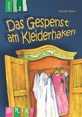 Das Gespenst am Kleiderhaken - Lesestufe 2