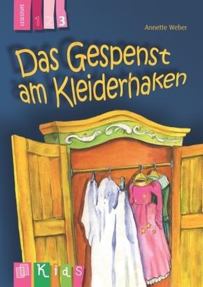 Das Gespenst am Kleiderhaken - Lesestufe 3