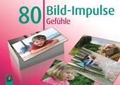 80 Bild-Impulse: Gefühle, m. 80 Karten